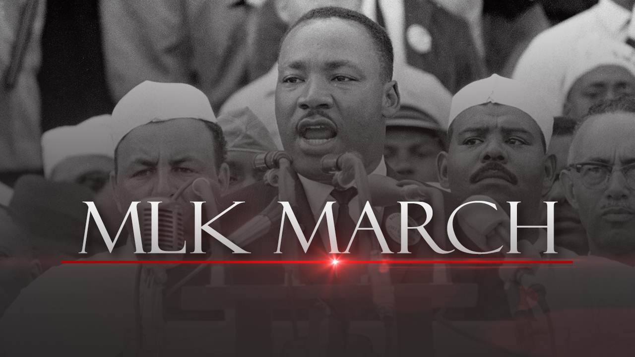 300 000 Expected For 30th Annual Mlk March In Sa