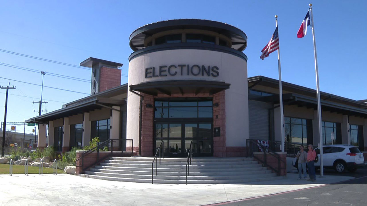 Bexar Elections Office Sees Record Increase In Voter