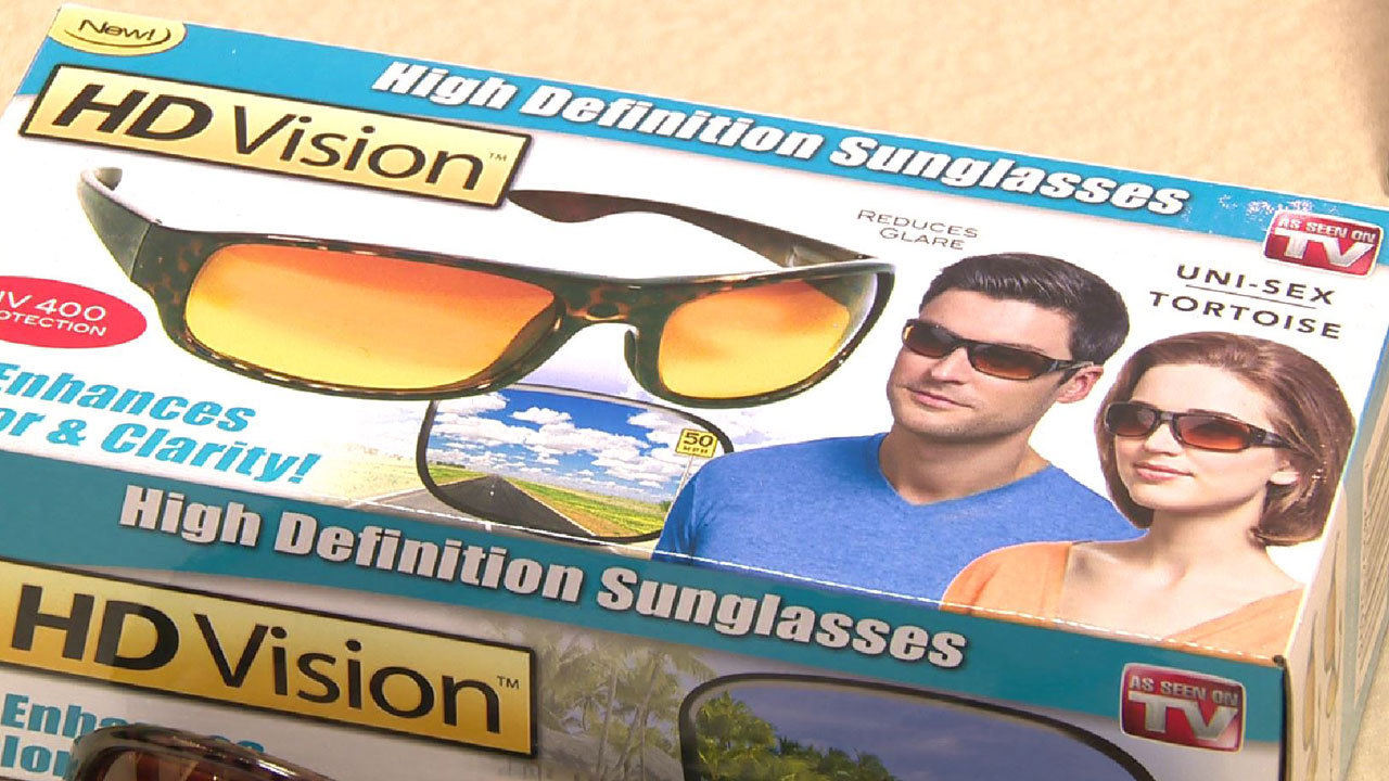 High Definition Sunglasses  high definition sunglasses put to the test