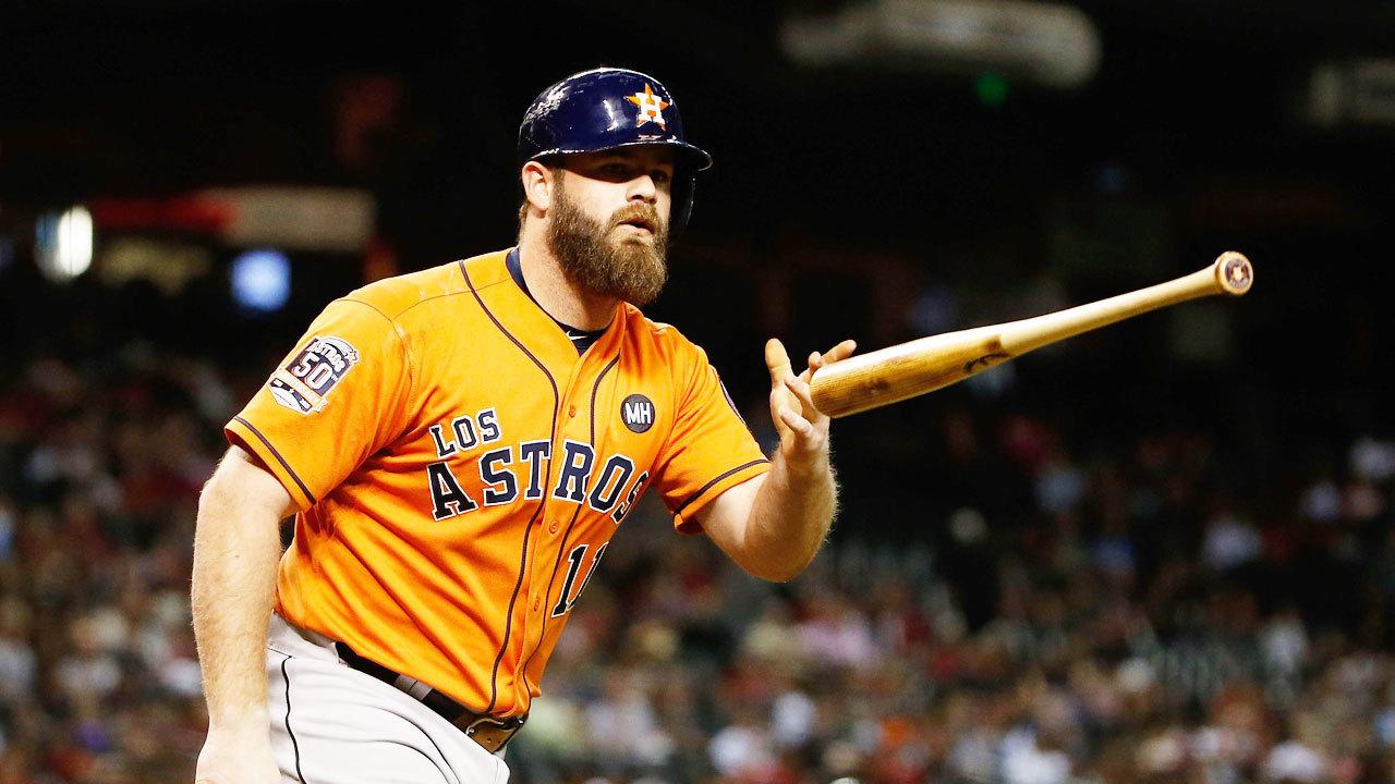 Astros Designated Hitter Gattis Has Sports Hernia Surgery