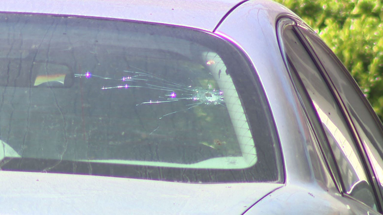 Woman Grazed By Bullet In Road Rage Incident