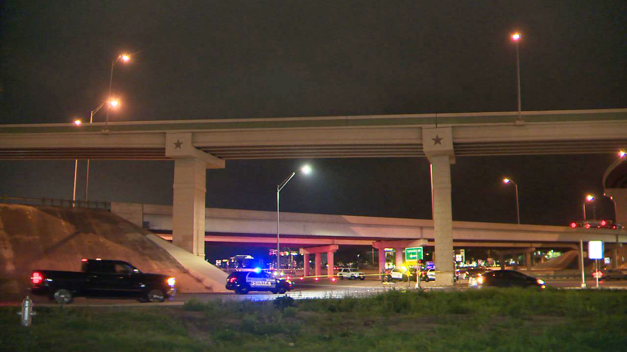 Man Dies After Falling Off Highway 281 North Exit Ramp