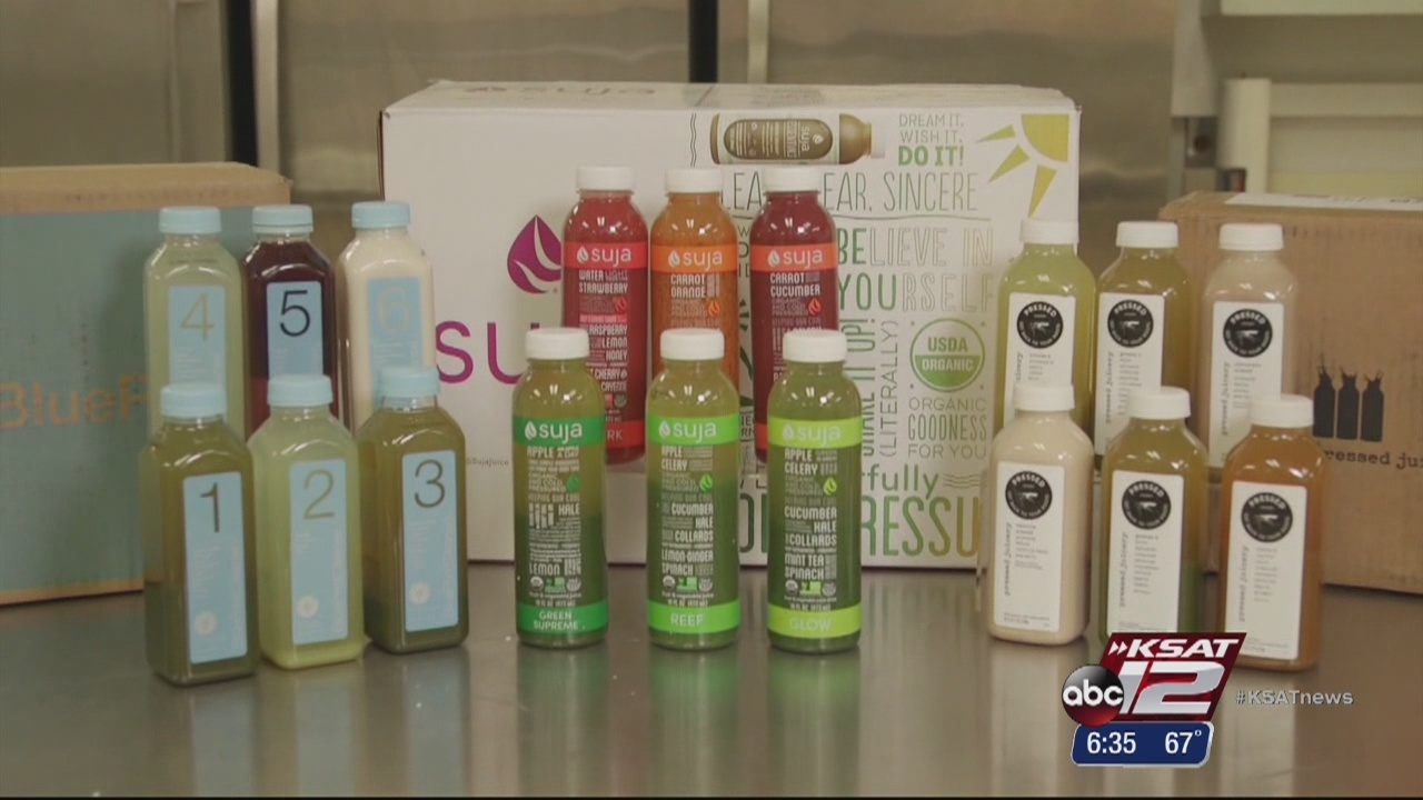 Consumer Reports Examines Juice Cleanses
