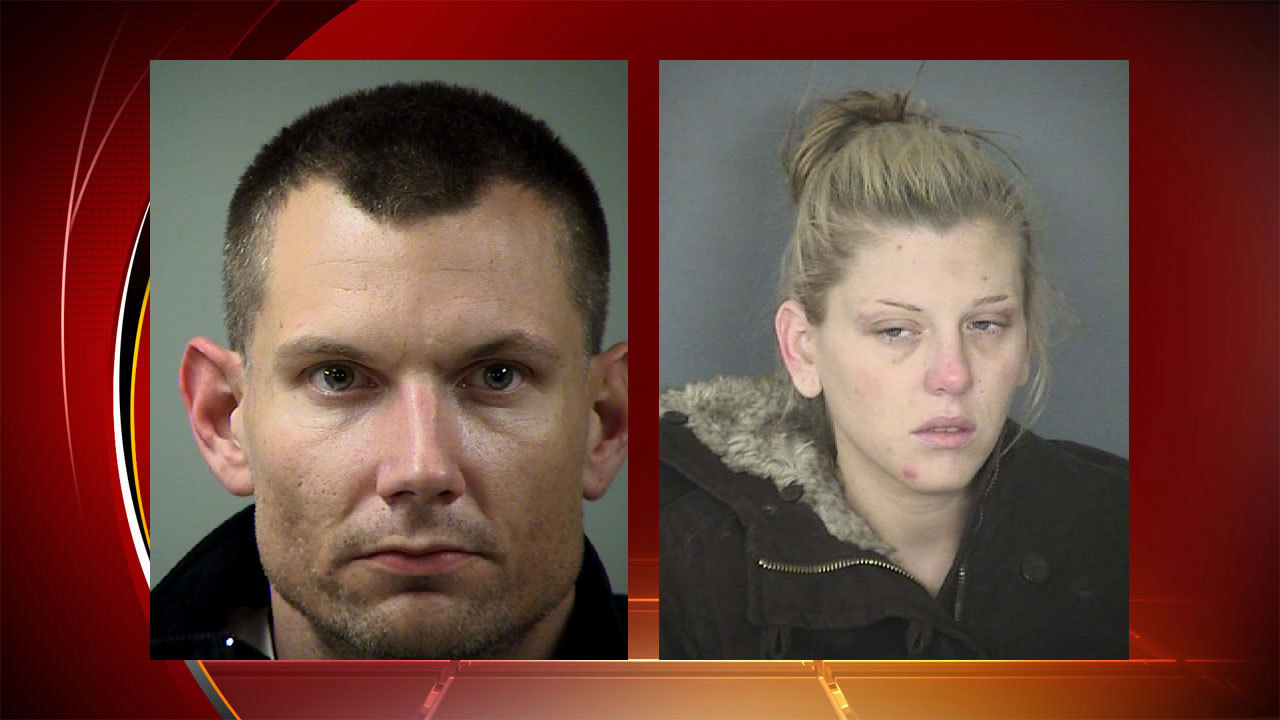 Couple Charged In Storage Unit Burglary