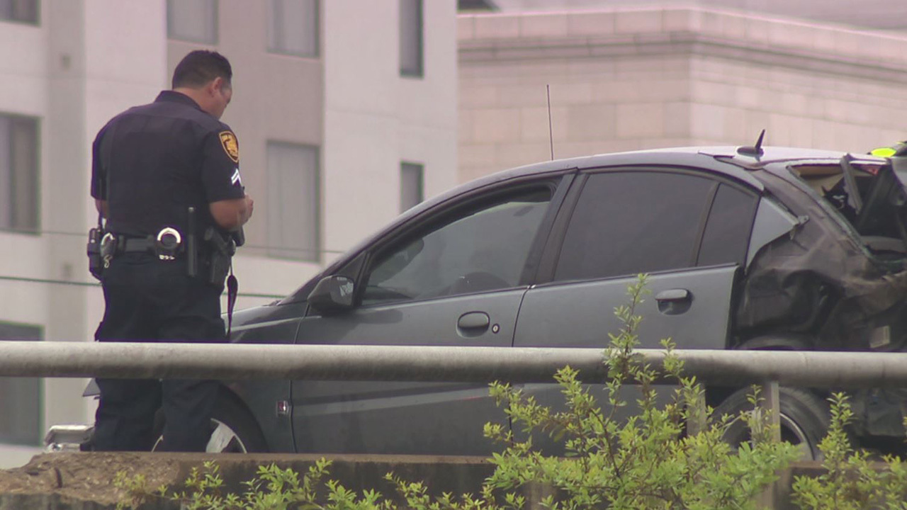 Sapd Officer Involved In Dangerous Chase After Hit And