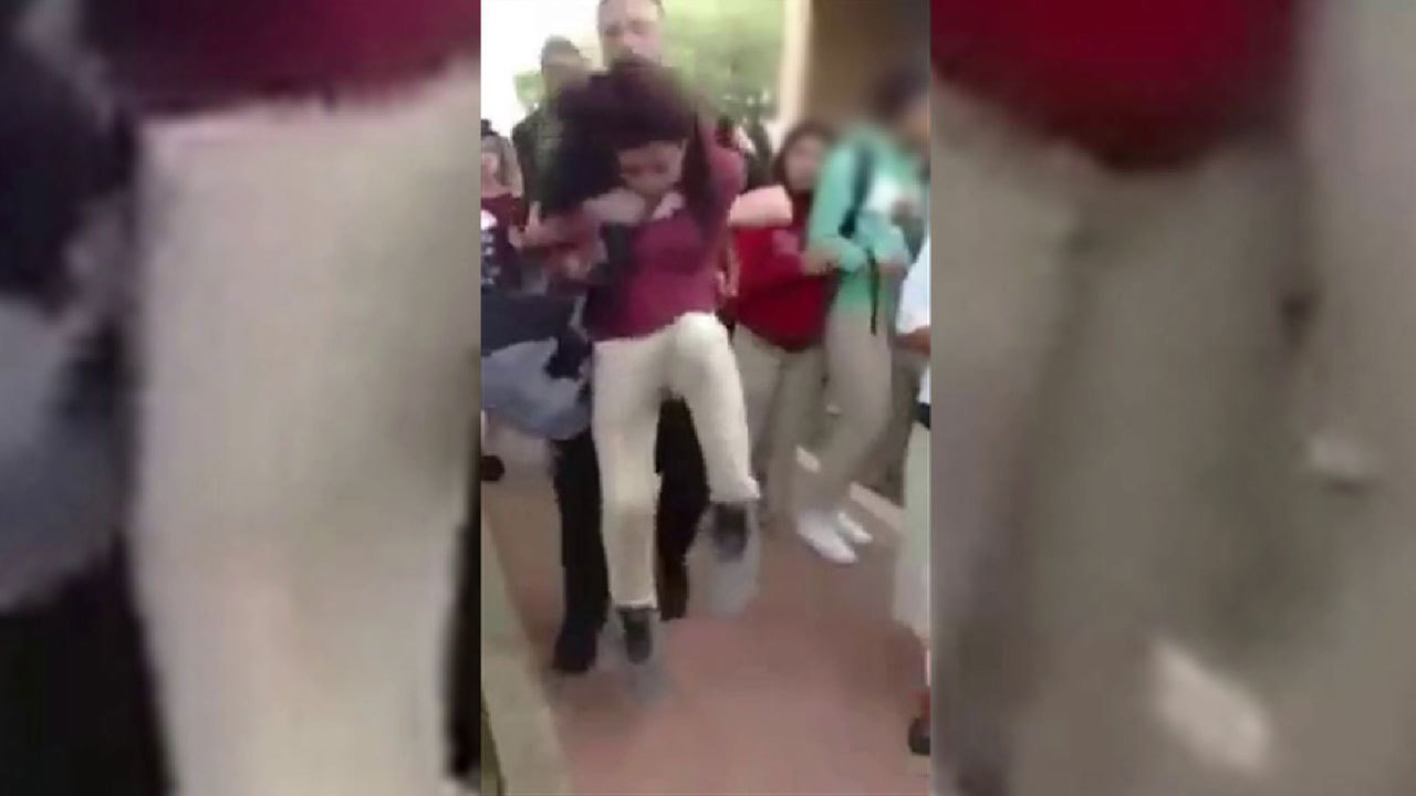 Video Shows Officer Slamming Middle School Girl To The Ground