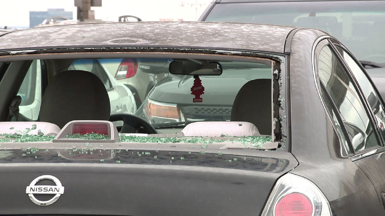 Buying A Car With Hail Damage >> Hail-damaged dealership cars to go in discounted 'hail sales'
