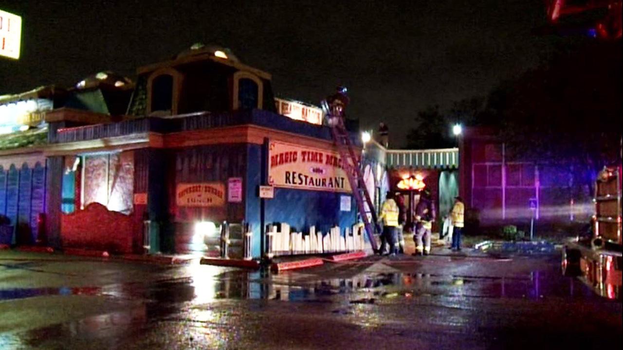 magic machine restaurant