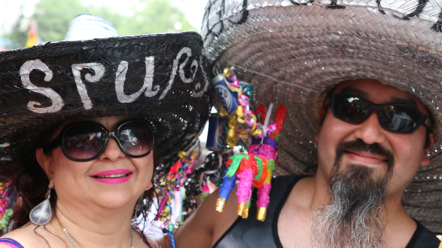 Fiesta events for April 24: Fiesta Gartenfest, Taste of the Northside