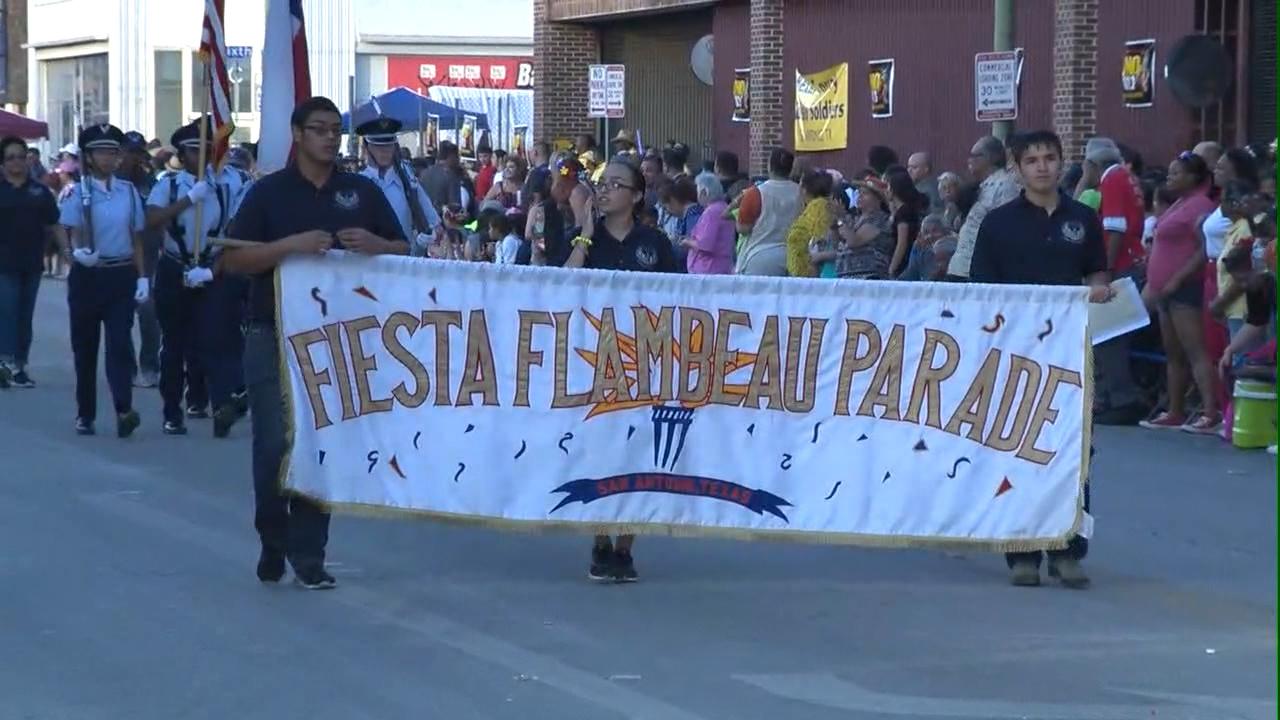 Watch 2016 Fiesta Flambeau Parade