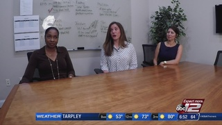 Successful moms explain balance of work and family life