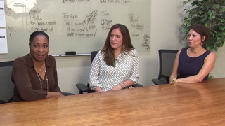 Successful moms explain balance of work, family