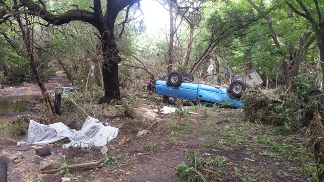Wimberley Floods One Year Later Timeline Recap Of Tidal