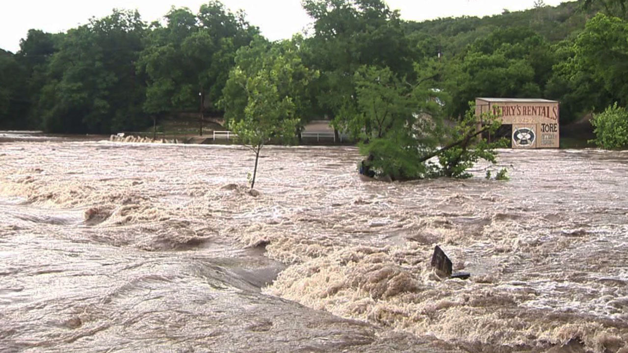 New Braunfels Deals With River Rescues Evacuations Flooding