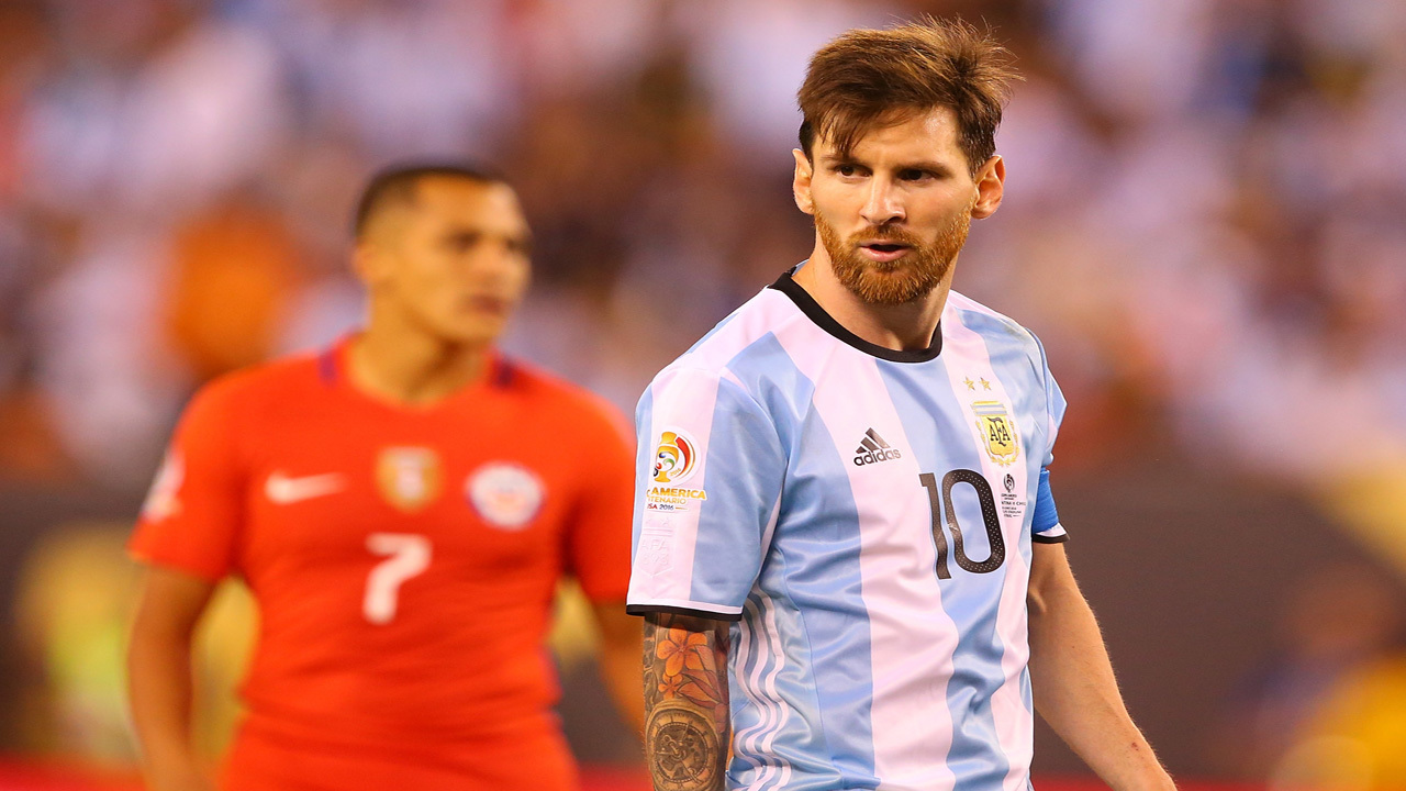Devastated Messi Announces Likely Retirement From Argentina