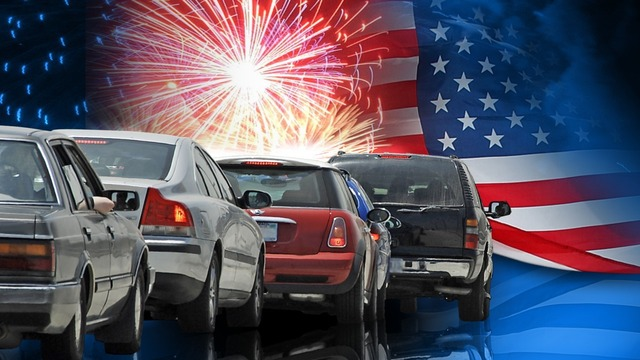Record numbers traveling for July 4 despite climbing gas prices