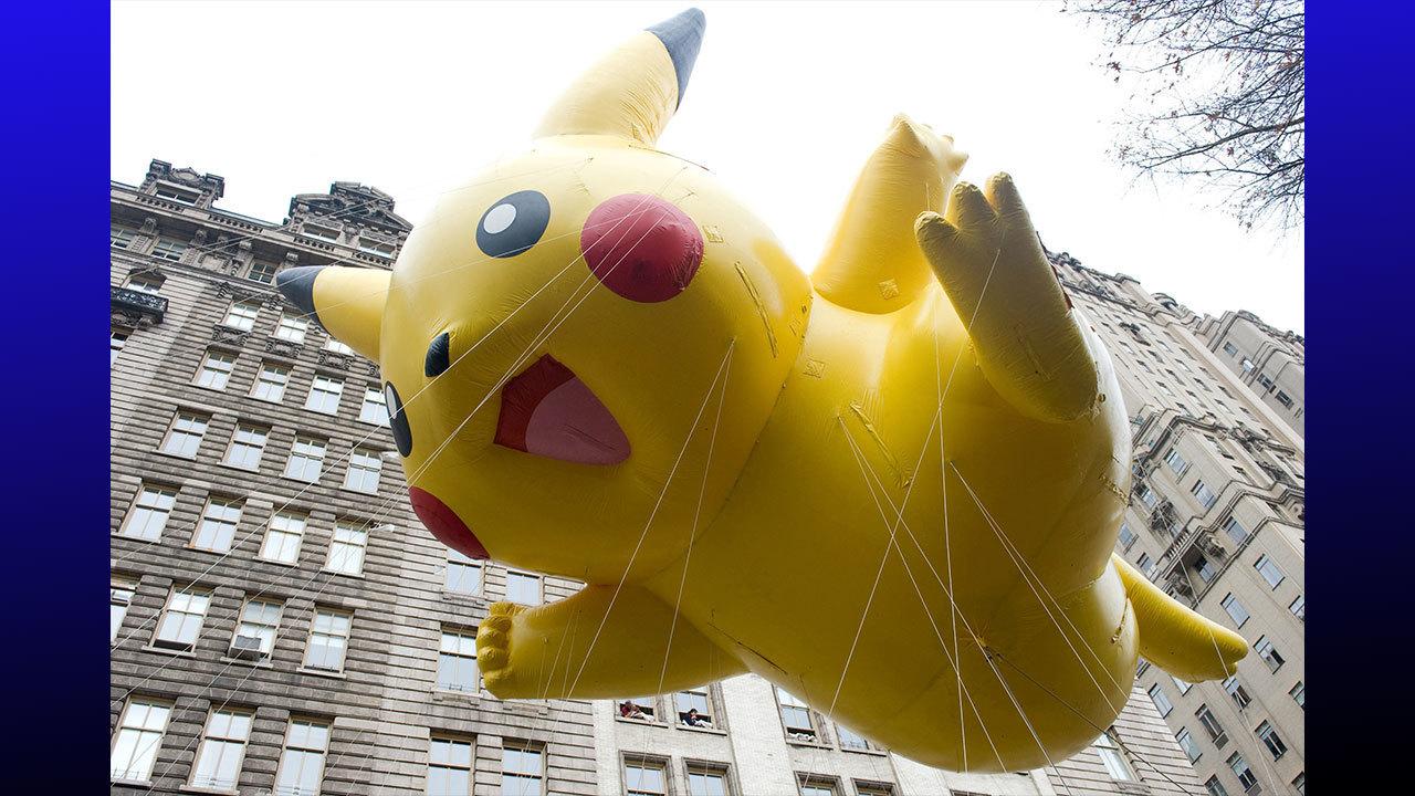 Pokémon GO' users share map of San Antonio catches