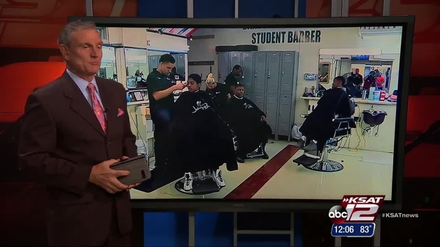 East Side Students Get Free Back To School Haircuts