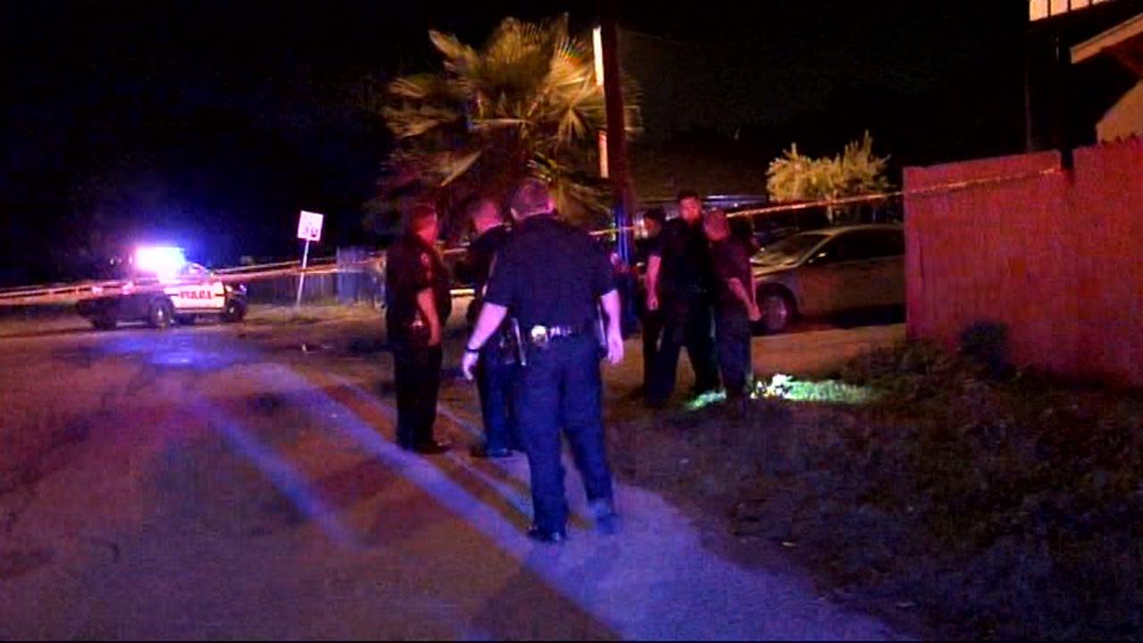 Man Stabbed Suspect Arrested