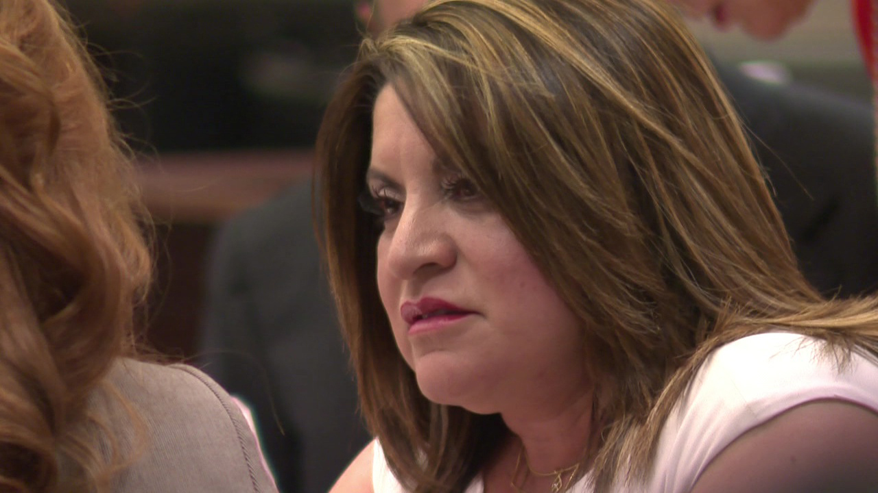 Jury Finds Woman Accused Of Killing Husband On Motorcycle