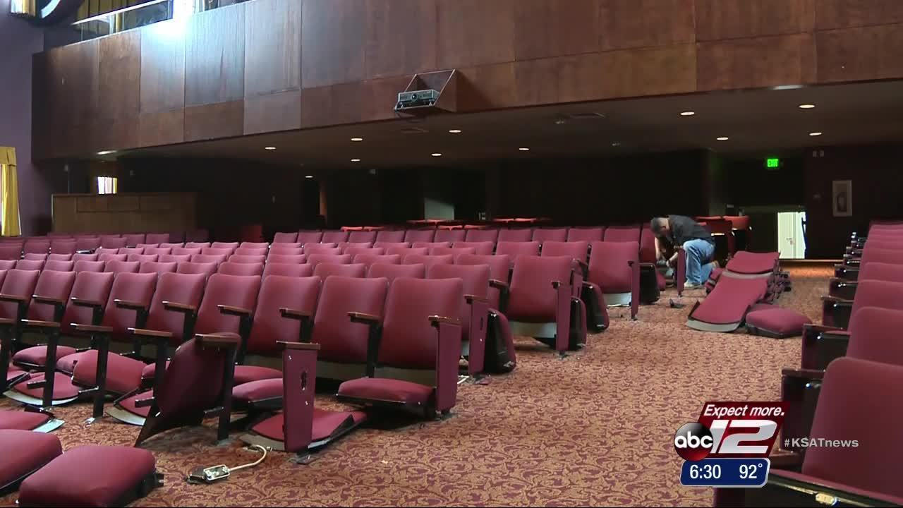 The Dominion San Antonio >> Carver Community Cultural Center gets $500,000 in renovations