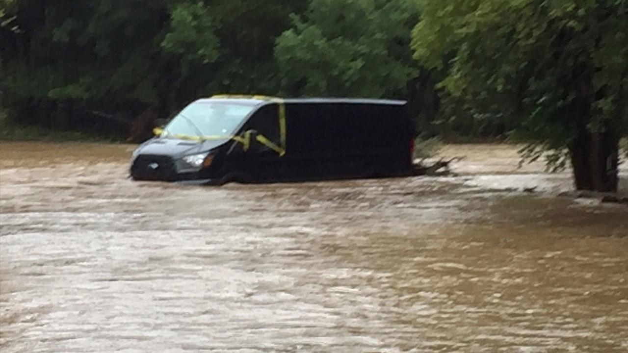 Photos: San Antonio flooding