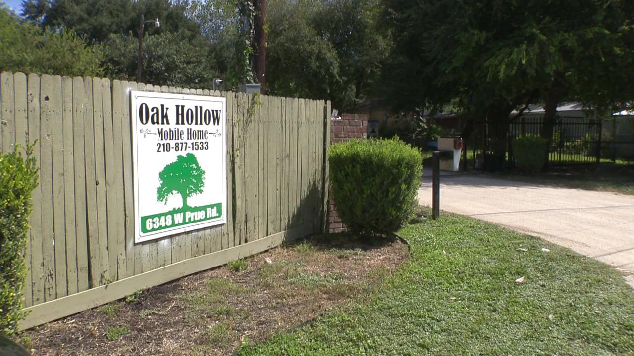 Mobile Home Park Residents Upset Over Ignored Maintenance
