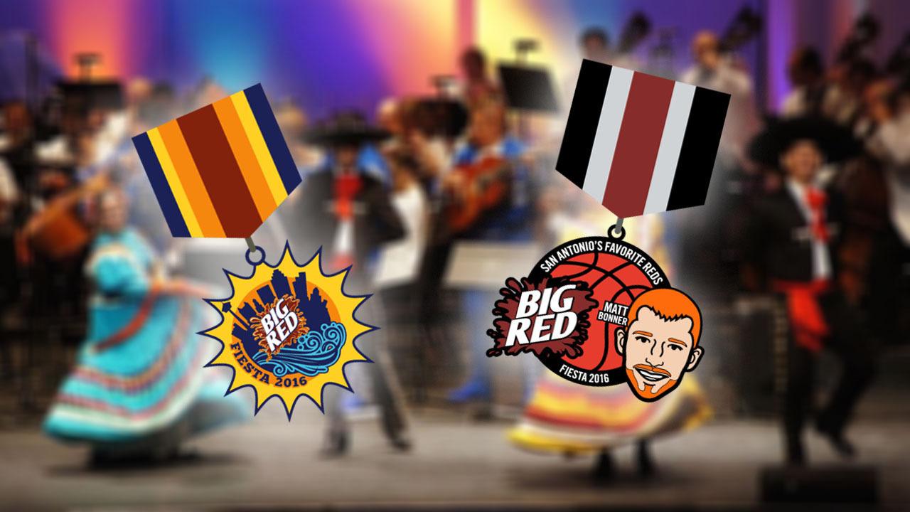 Big Red Seeking Help Designing 2017 Fiesta Medals