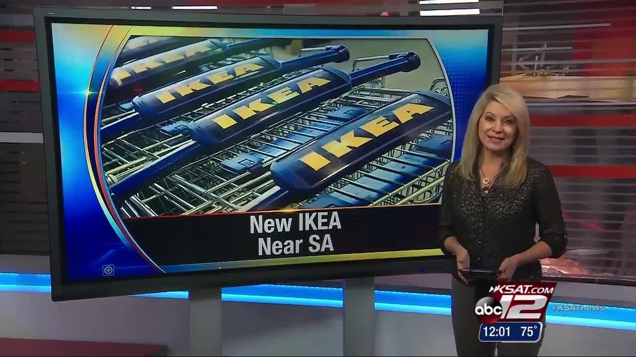 Ikea To Open Store In Live Oak