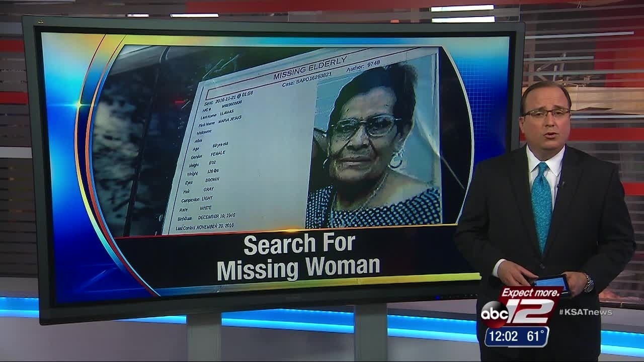 Professional Search Group Hunts For Alzheimer's Patient