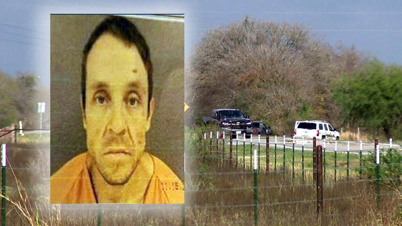 Escaped South Texas Inmate Shot Killed Exchanging Gunfire