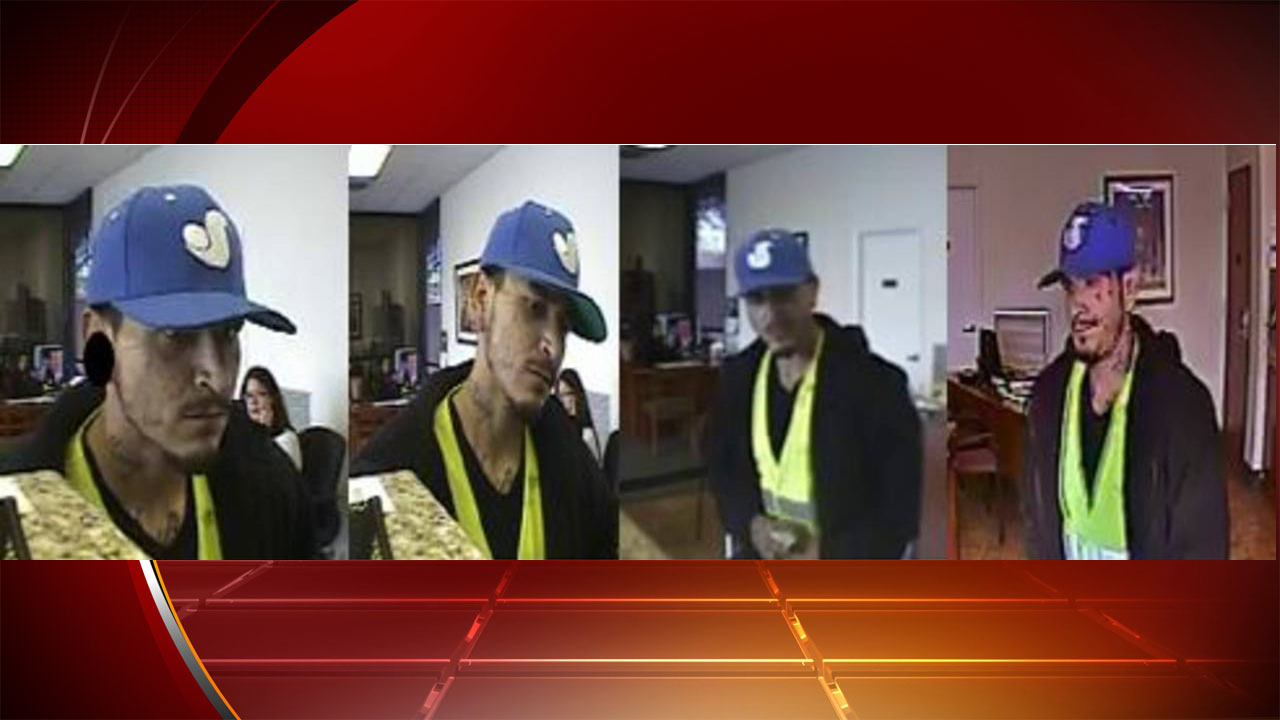 Sapd Seek Tips Into Bbva Compass Bank Robbery