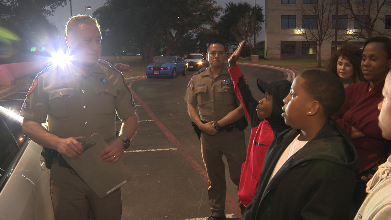 Fbi Hosts Outreach Program To Show Youths How To Interact