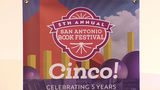 San Antonio Book Festival announces 100-plus author lineup