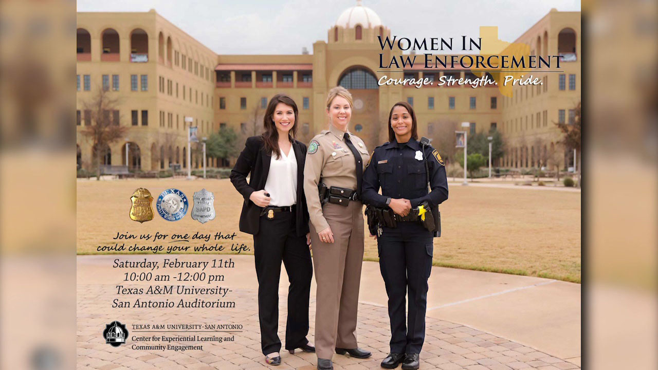 Video Fifth Annual Women In Law Enforcement Event Takes Place
