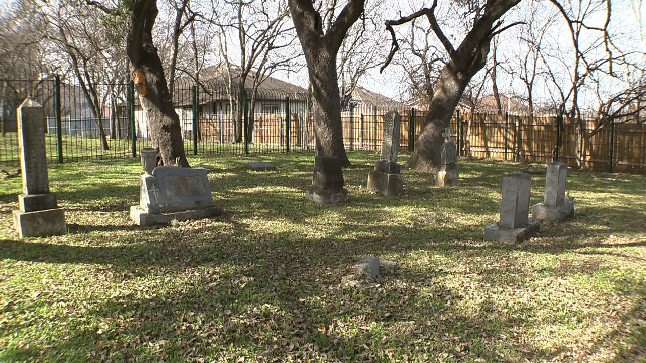 Lost African American Cemeteries Located In Sa
