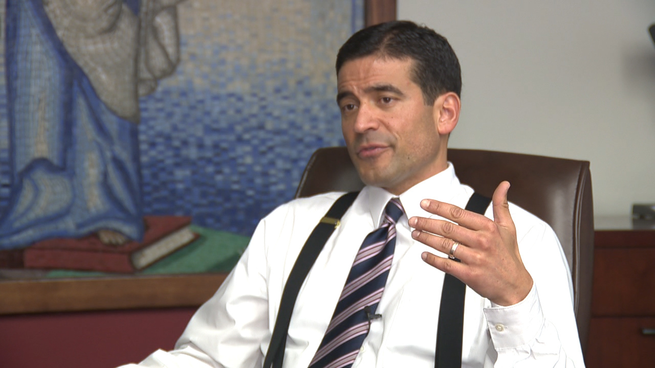 Da Lahood Gives Thoughts On Ice Detainers In Bexar County