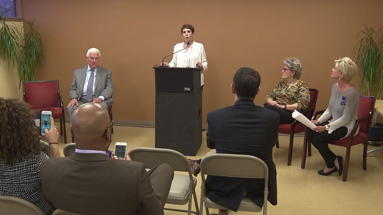 Community leaders push for passage of Proposition 5