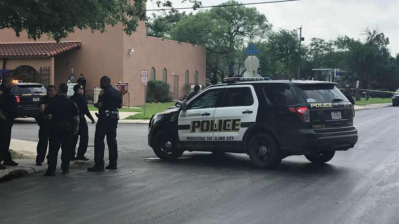 Driver shot in back with shotgun on South Side