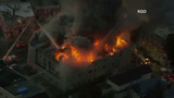 WATCH LIVE: Oakland 4-alarm structure fire