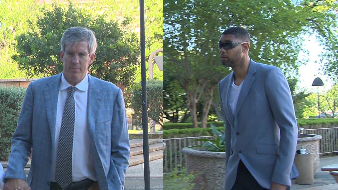 Tim Duncan issues statement following guilty plea by former...