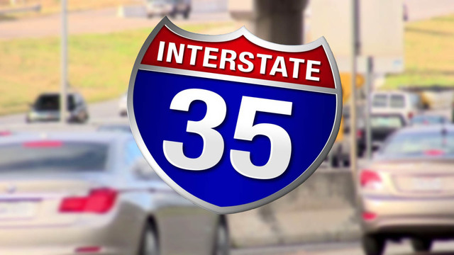 I-35 complete closure scheduled for Friday night in Schertz