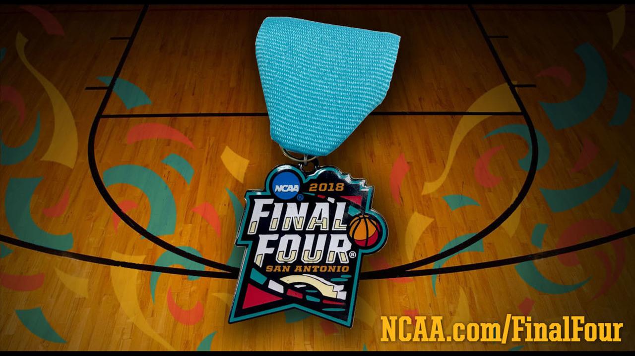 San Antonio Ncaa Final Four Fiesta Medal Available Tuesday