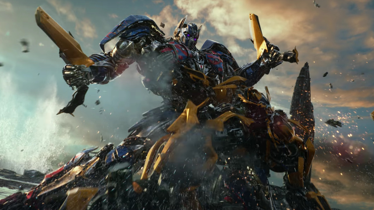 Watch Thrilling New Quot Transformers The Last Knight