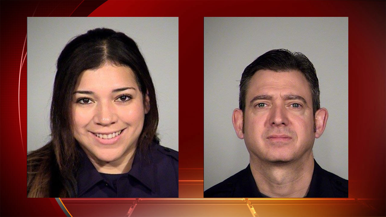 2 San Antonio Police Officers Arrested For Dwi