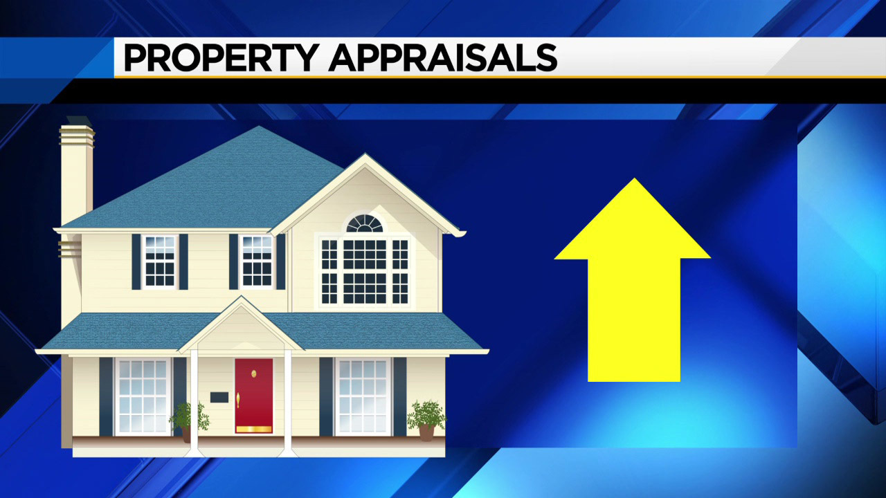 Home appraisals rising again in bexar county for What do home appraisers look for