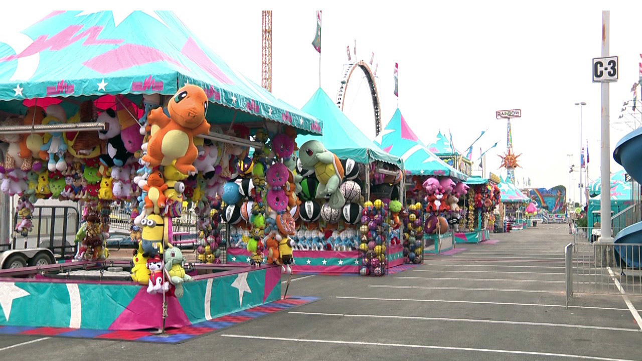 Carnival opens at Alamodome on first day of Fiesta