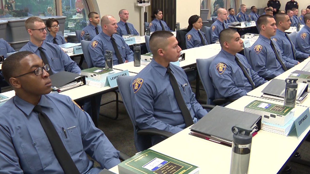 New Group Of Cadets Begin San Antonio Police Training Academy