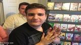 Parents surprise autistic son after Blockbuster closes