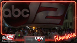 Use KSAT's Snapchat filters for Battle of Flowers, Flambeau parades